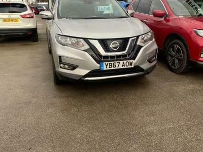 used Nissan X-Trail 1.6 dCi N-Connecta (s/s) 5dr diesel station wagon