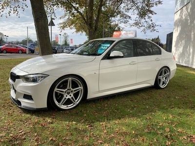 used BMW 320 3 Series 2.0 d BluePerformance M Sport Auto (s/s) 4dr