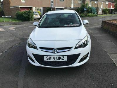 used Vauxhall Astra 1.4 16v Design 5dr