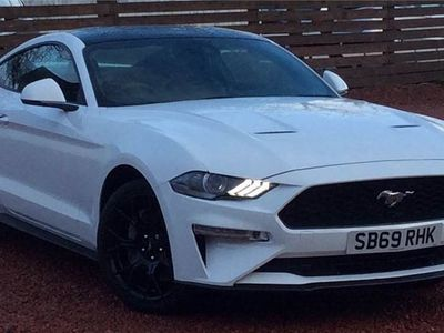 used Ford Mustang 2.3 EcoBoost 2dr