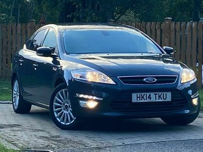used Ford Mondeo 2.0 TDCi Zetec Business Edition 5dr