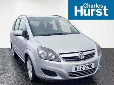 used Vauxhall Zafira ESTATE 1.8i Exclusiv 5dr