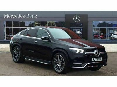 used Mercedes GLE400 Gle Coupe4Matic AMG Line Premium + 5dr 9G-Tronic Diesel Estate 2.9