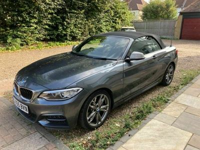 used BMW M235 2 Series 3.0Sport Auto (s/s) 2dr