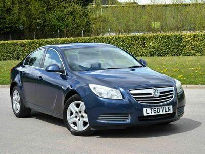 used Vauxhall Insignia 2.0 CDTi 16v Exclusiv Nav 4dr