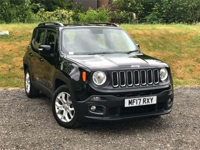 used Jeep Renegade 1.4T MultiAirII Longitude DDCT (s/s) 5dr