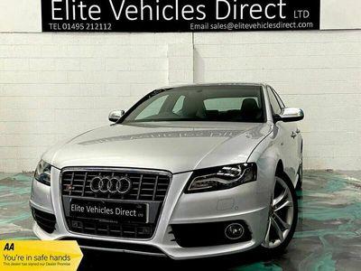 used Audi S4 3.0 quattro S Tronic