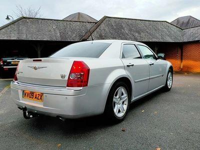 used Chrysler 300C 3.0 CRD V6 4dr Auto