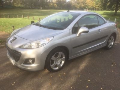 used Peugeot 207 CC SPORT 1.6 2dr