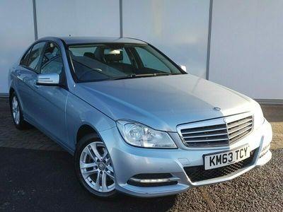 used Mercedes C220 C ClassCDI BlueEFFICIENCY Executive SE 4dr Auto