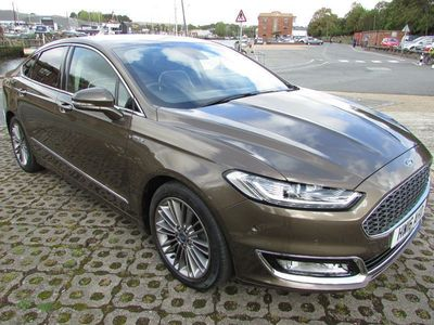 used Ford Mondeo Vignale 2.0 Tdci 180 4Dr