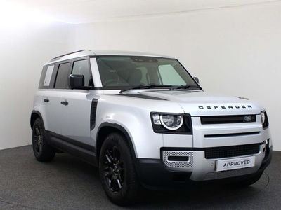 used Land Rover Defender 110 2.0 SD4 S Auto 4WD (s/s) 5dr