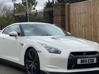 used Nissan GT-R PETROL SEMI AUTOMATIC COUPE 2 DOORS