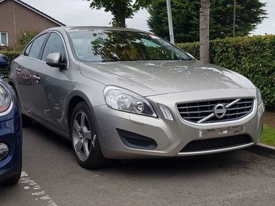used Volvo S60 D3 [163] SE 4dr Geartronic Auto