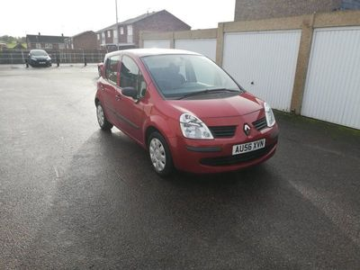 used Renault Modus 1.5 dCi Expression 5dr