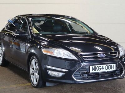 used Ford Mondeo 2.0 TDCi ECO Titanium X Business Powershift 5dr
