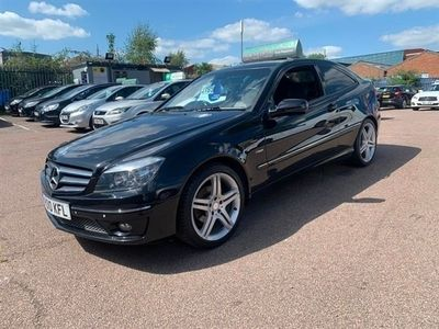 used Mercedes CLC160 CLBLUEEFFICIENCY SPORT