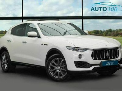 used Maserati Levante 3.0D V6 ZF 4WD (s/s) 5dr