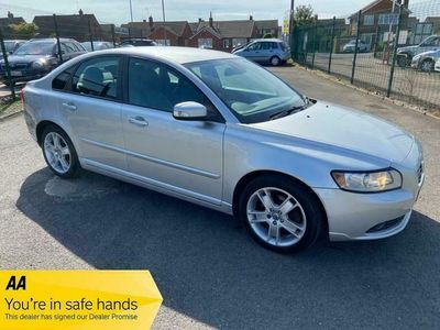 used Volvo S40 S40 SE D- FULL MOT - 9x SERVICE STAMPS - ANY PX WELCOME