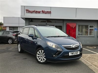 used Vauxhall Zafira 1.4T Tech Line 5dr