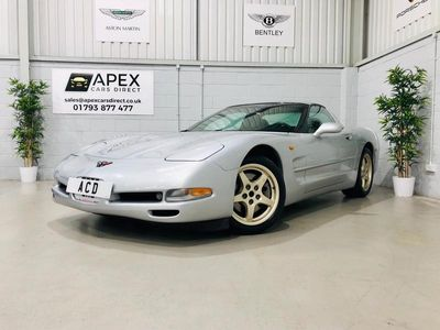 used Chevrolet Corvette 5.7 V8 2dr Auto