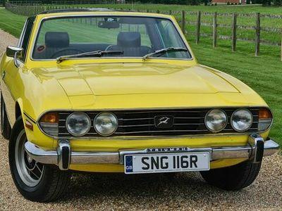 used Triumph Stag 3.0 auto