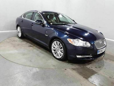used Jaguar XF 3.0 TD V6 Premium Luxury 4dr