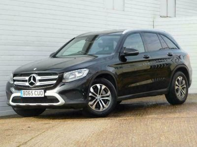 used Mercedes GLC220 GLC-CLASS 2.1D 4MATIC SE 5d 168 BHP