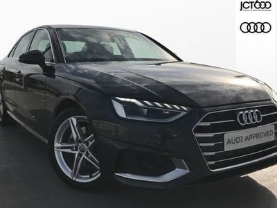 used Audi A4 35 TFSI Sport 4dr S Tronic