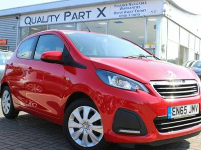 used Peugeot 108 1.0 Active 2 Tronic 5dr