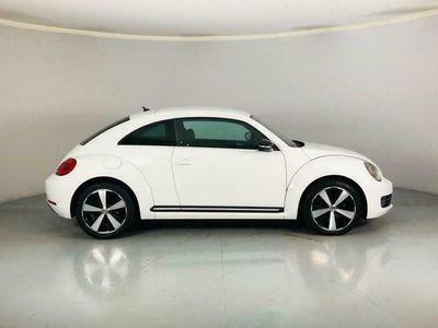 used VW Beetle 2.0 SPORT TDI BLUEMOTION TECHNOLOGY 3d 148 BHP - P diesel hatchback