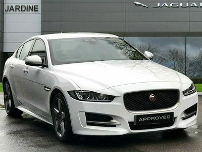 used Jaguar XE R-SPORT Saloon 2019