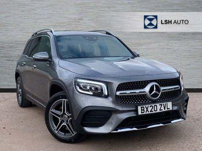 used Mercedes GLB220 Glb4Matic Amg Line Prem 5Dr 8G-Tron [5 Seat]
