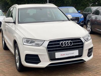 used Audi Q3 ESTATE 1.4T FSI SE 5dr