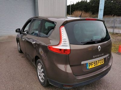 used Renault Grand Scénic 1.5 dCi Privilege 5dr