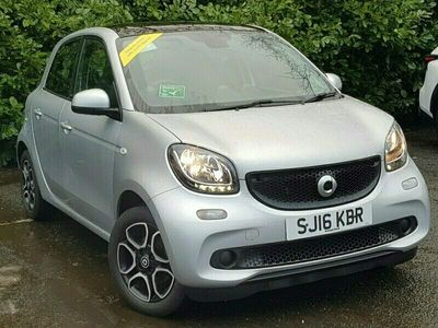 used Smart ForFour 0.9 Turbo Prime 5dr
