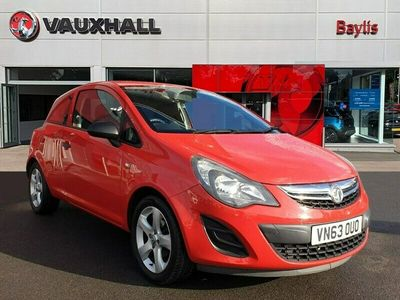 used Vauxhall Corsa 1.0 ecoFLEX Sting 3dr