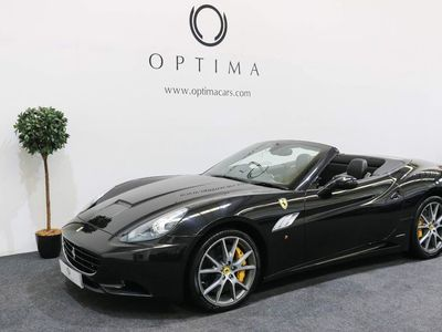 used Ferrari California 4.3 F1 DCT 2dr