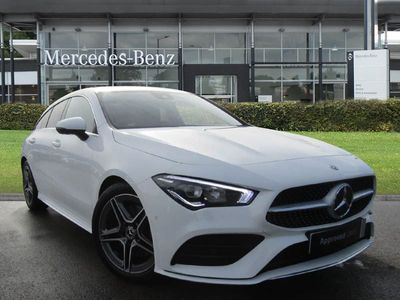 used Mercedes CLA200 Cla ClassAMG Line 5dr Tip Auto 1.3