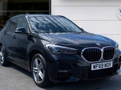 used BMW X1 sDrive 18i M Sport 5dr Step Auto