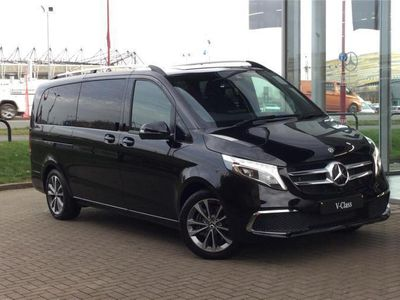 used Mercedes V220 V-ClassD Sport 5Dr 9G-Tronic [Extra Long]