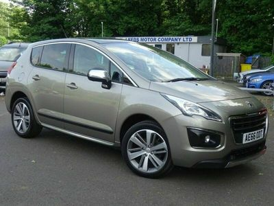 used Peugeot 3008 1.6 BLUE HDI S/S ALLURE 5d 120 BHP