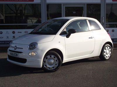 used Fiat 500 2016 Bognor Regis POP