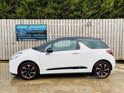 used DS Automobiles DS3 ELEGANCE BLUEHDI S/S