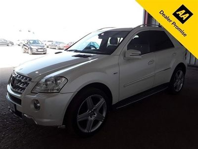 used Mercedes ML350 M-Class 3.0CDI BLUEEFFICIENCY SPORT 5d 231 BHP ***CLICK AND COLLECT AVAILABL