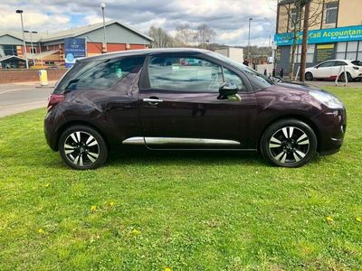 used Citroën DS3 Hatchback 1.6 e-HDi Airdream DStyle (91g/km) 3d