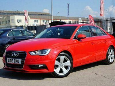 used Audi A3 1.6 TDI S LINE NAV 4d 109 BHP *GOOD SPEC, NEW MOT, GOOD EXAMPLE*