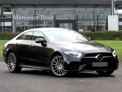 used Mercedes CLS350 Cls4Matic AMG Line Premium + 4dr 9G-Tronic diesel coupe