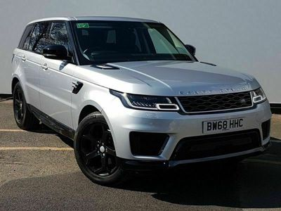 used Land Rover Range Rover Sport Diesel 3.0 SDV6 HSE 5dr Auto