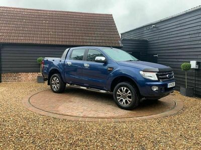 used Ford Ranger 2.2 TDCi XLT Double Cab Pickup 4x4 4dr (EU5)